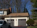 Roof Cleaning Maryland (Before)
